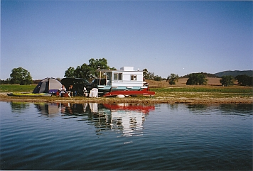 small houseboat plans - Tiny Houseboat Plans