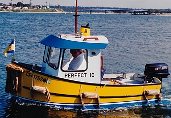 Mini Tug Boats for Sale http://www.berkeley-engineering.com/Perfect10.html
