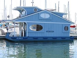 Cape Codder, Cape Codder Houseboat, Cape Codder Houseboat Plans