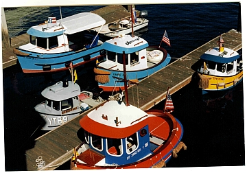 Mini Tugboat Plans And Houseboat Plans Can Be Ordered Here!